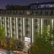 伊斯坦布爾阿美特蘇丹英諾華飯店