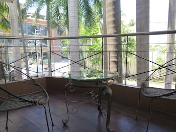 The Ritz Hotel at Garden Oases Davao Balcony
