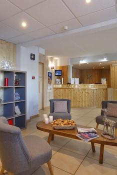 Hôtel Eliova - Le Chaix
