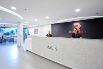 馬尼拉馬比尼紅色星球飯店
