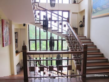 The Manor at Puerto Galera Staircase