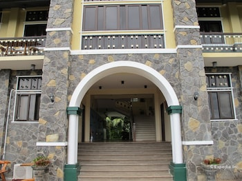 The Manor at Puerto Galera Hotel Entrance
