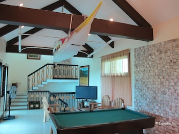 The Manor at Puerto Galera Living Area