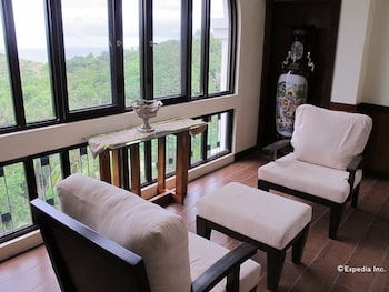 The Manor at Puerto Galera Living Room