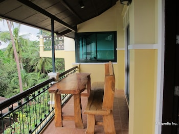 The Manor at Puerto Galera Balcony