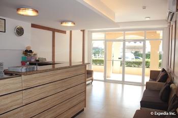 Subic Coco Hotel Reception