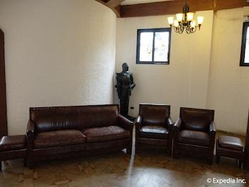 Lingganay Boracay Hotel Resort Lobby Sitting Area