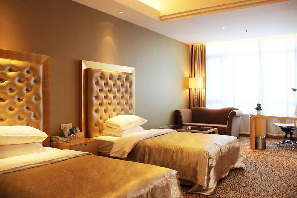 Glarun Jinling Hotel Nanjing Nanjing China