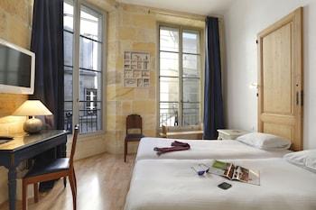tarifs reservation hotels The Originals Boutique, Hôtel La Tour Intendance, Bordeaux (Qualys-Hotel)