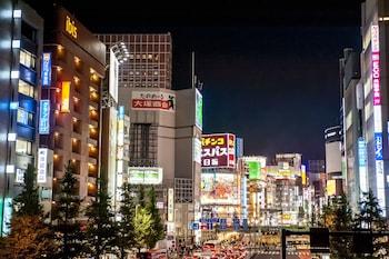 宜必思東京新宿區飯店
