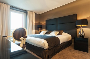 tarifs reservation hotels Les Capucins
