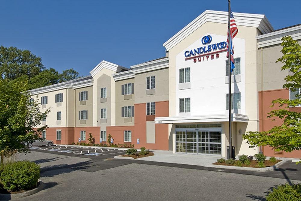 Candlewood Suites Burlington South