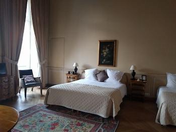 tarifs reservation hotels Château du Maréchal de Saxe