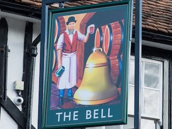 The Bell Hotel - Exterior detail  - #0