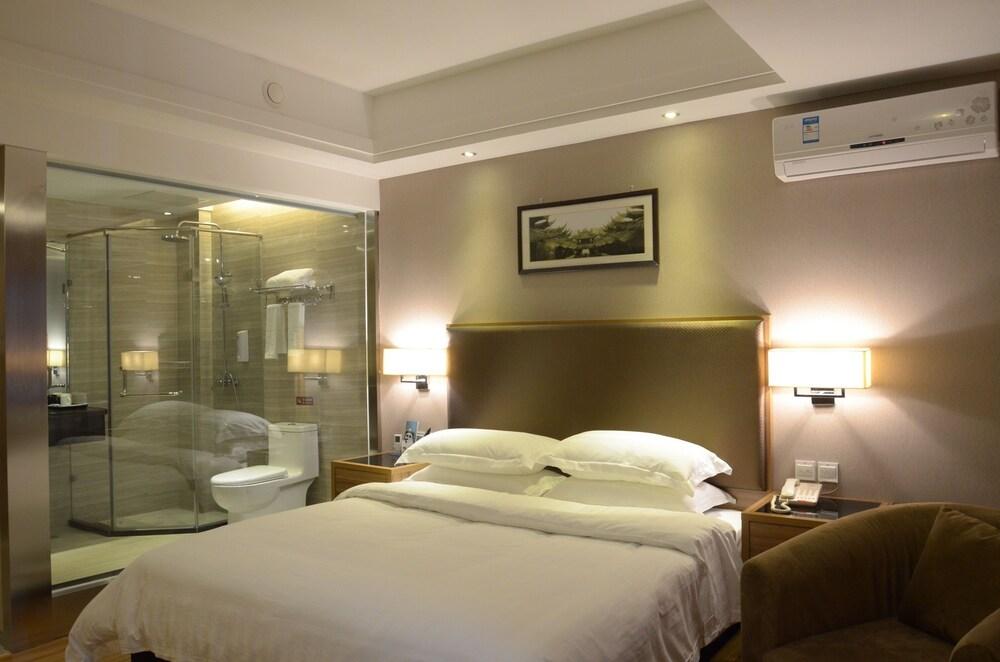 Ane Courtyard Hotel - Dujiangyan