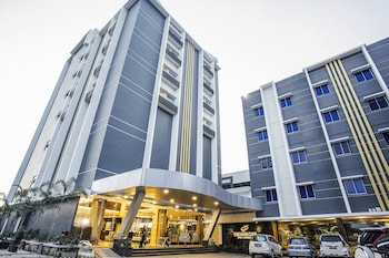 薩西德巴淡中央飯店及會議中心