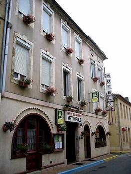 tarifs reservation hotels Hôtel Restaurant Métropole