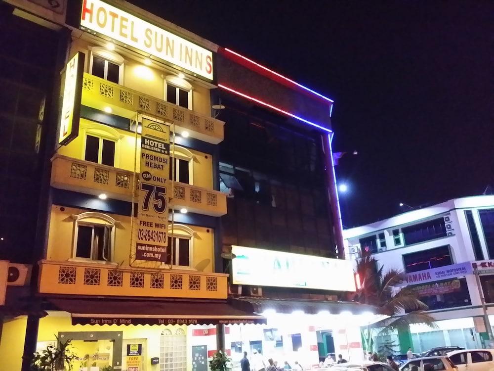 Sun Inns Hotel D'mind 1 Seri Kembangan
