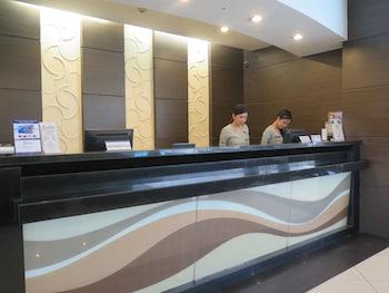 Circle Inn Bacolod Reception