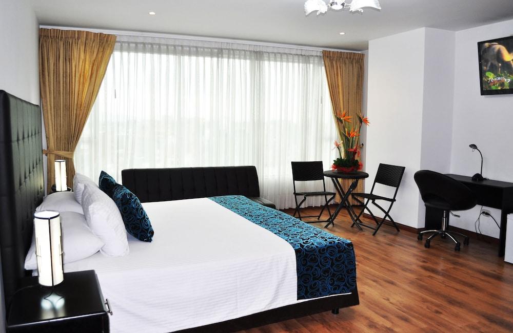 Hotel Santafe Real
