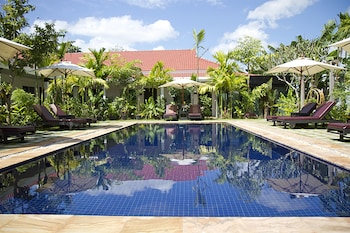 The Moon Boutique Hotel in Siem Reap