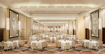 Fairmont Makati Banquet Hall