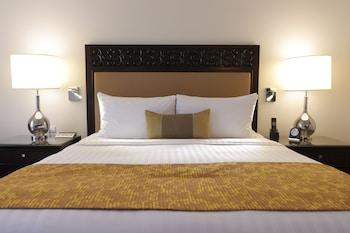 Fairmont Makati Guestroom
