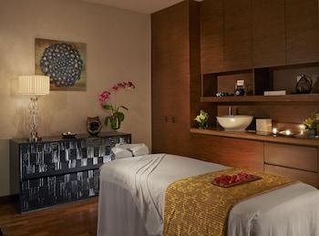 Fairmont Makati Treatment Room