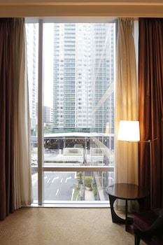 Fairmont Makati Guestroom View