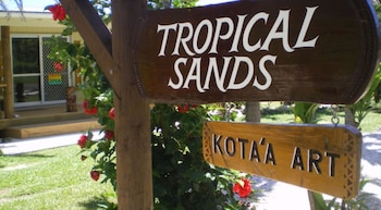 Tropical Sands in Rarotonga