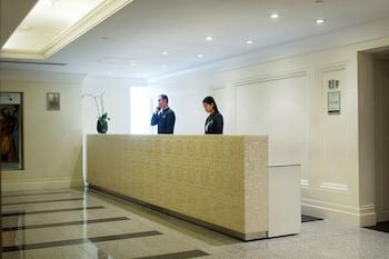 Raffles Makati Concierge Desk