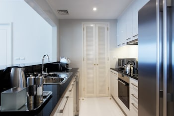 Raffles Makati In-Room Kitchenette