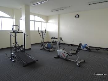 Days Hotel Cebu - Toledo Gym