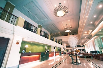 The Royal Mandaya Hotel Davao Lobby