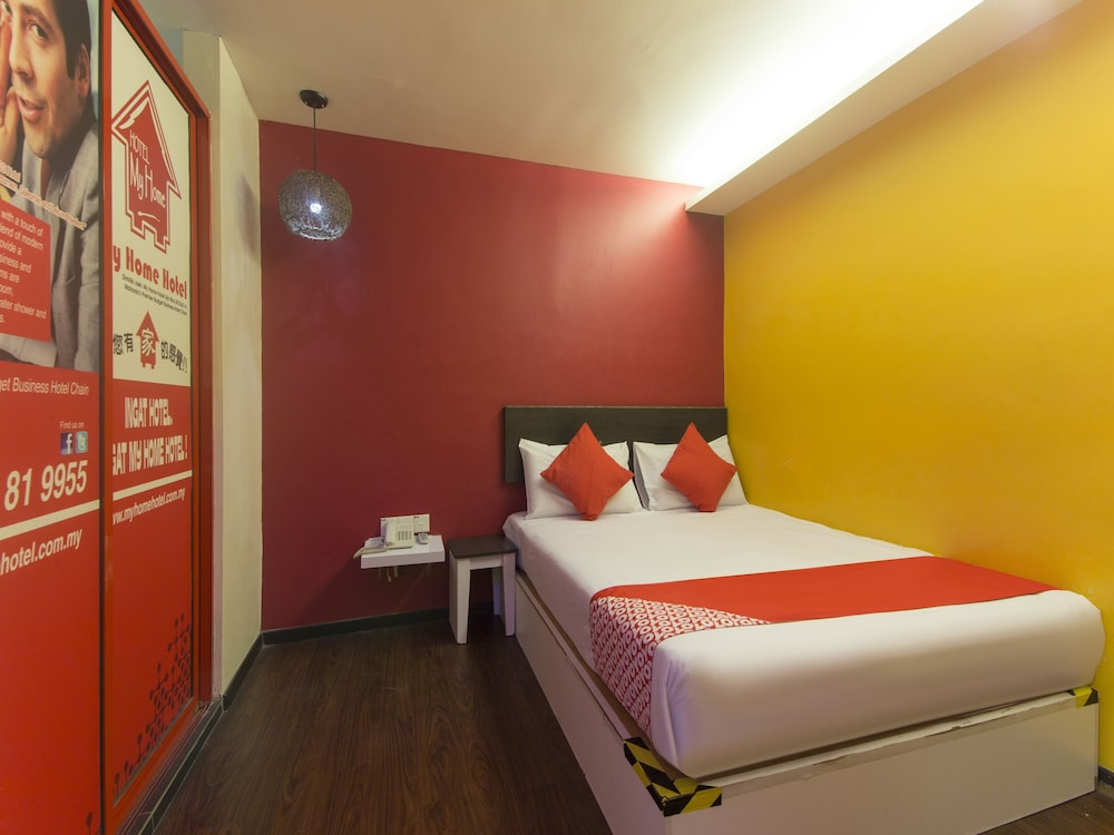 OYO 843 My Home Hotel Taman Connaught