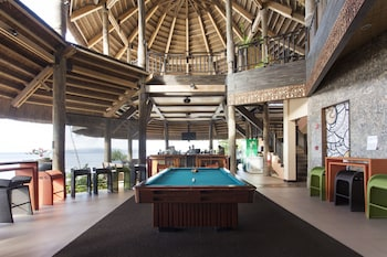 The Bellevue Resort Bohol Billiards