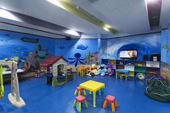 The Bellevue Resort Bohol Childrens Play Area - Indoor