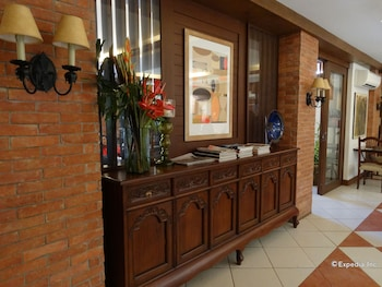 Hotel Vicente Davao Interior Detail