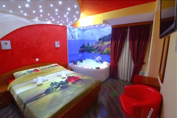 Hotel Villa Dislievski in Ohrid