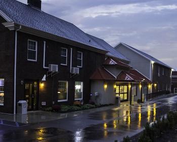 Hotel Harrington in Dushore, Pennsylvania