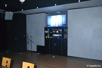 J House Pampanga Karaoke Room