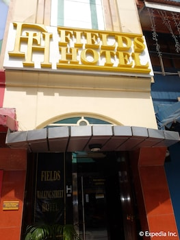 Fields Walking Street Hotel Pampanga Hotel Front