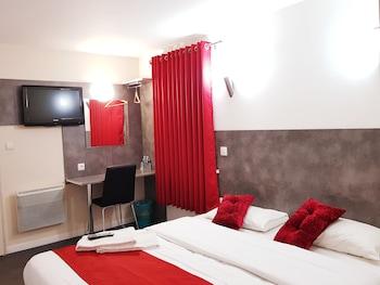 tarifs reservation hotels Fasthôtel Rouen Nord Ouest - Barentin