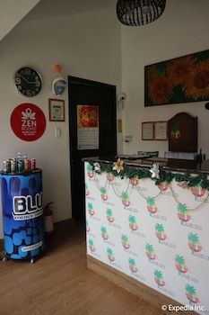 The Club Ten Beach Resort Boracay Reception