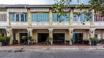 The Columns in Kampot