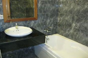 King Gold Hotel & Apartment - Bathroom  - #0