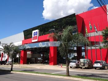 Go Inn Estação Goiânia - Exterior  - #0