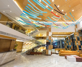Best Western Plus Lex Cebu Interior Entrance