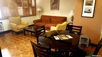 Lourdes Suites - Living Area  - #0