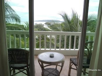 Moalboal Beach Resort Balcony